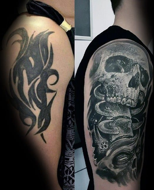 ideias de cover up tattoo 2