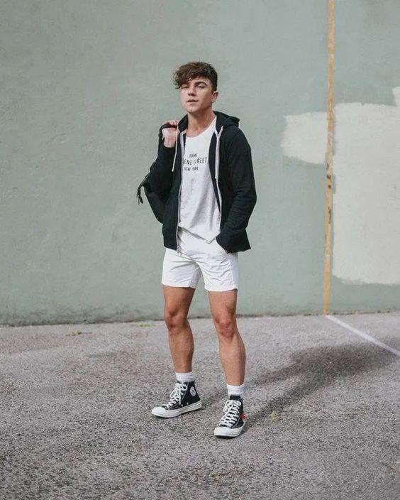 ideias de estilo alternativo masculino