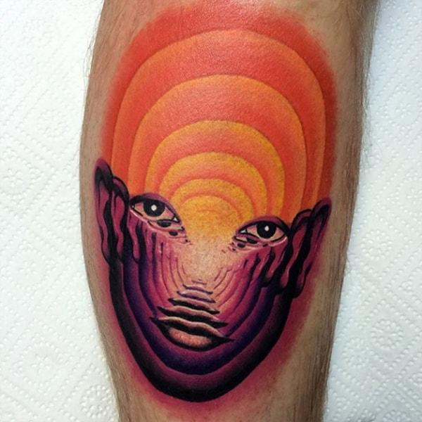 tattoo todryk