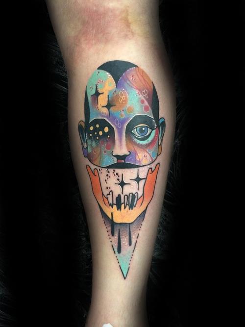tatuagem psicodélica conceitual 1