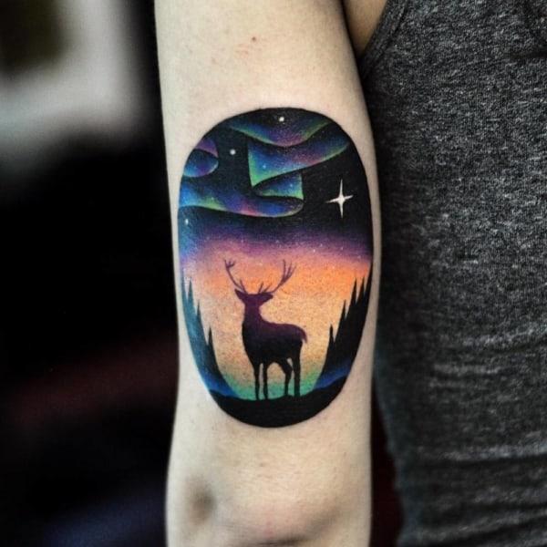 tatuagem psicodelica dave cote