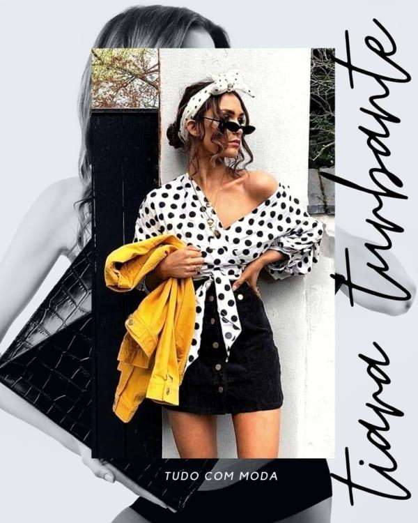 Tiara Turbante: +45 Looks e Modelos + Como Fazer e Usar!