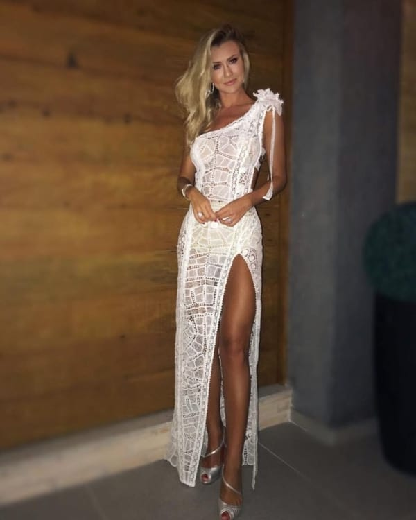 vestido branco para reveillon 73