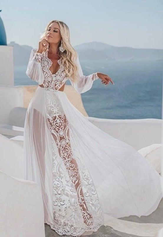 vestido branco para reveillon 74