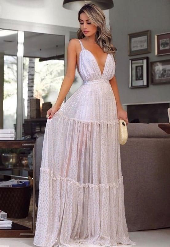 vestido branco para reveillon 78