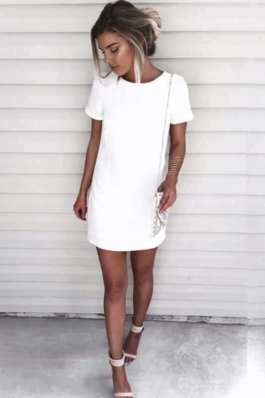 vestido branco simples 61