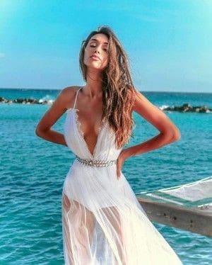 vestido praia branco 63