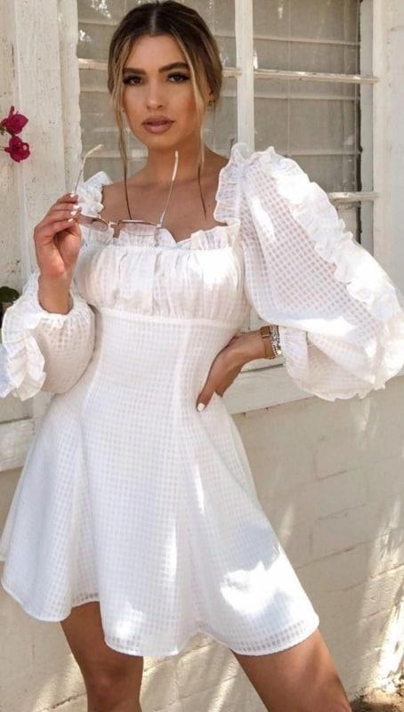 white dress 05