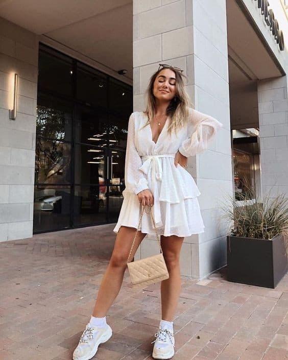 white dress 06