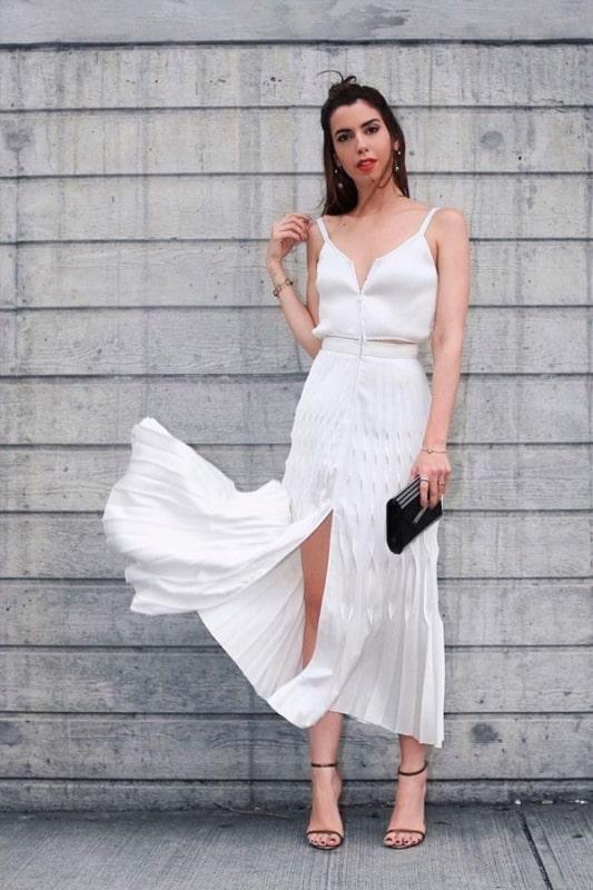 white dress midi 14