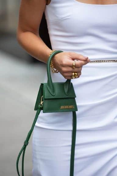 bolsa da moda para o inverno