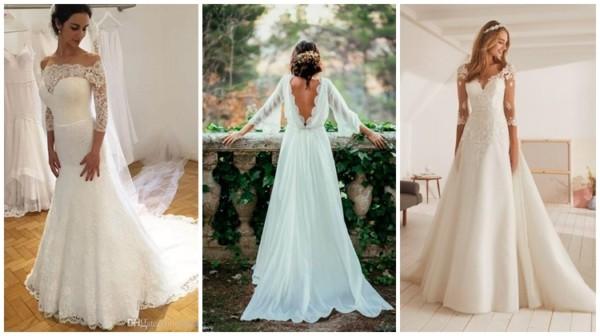 modelos de vestido de noiva