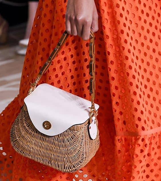 bolsa da moda para o verão