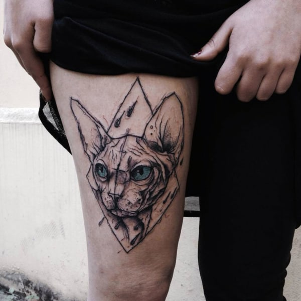desenhos sketch tattoo kamil mokot