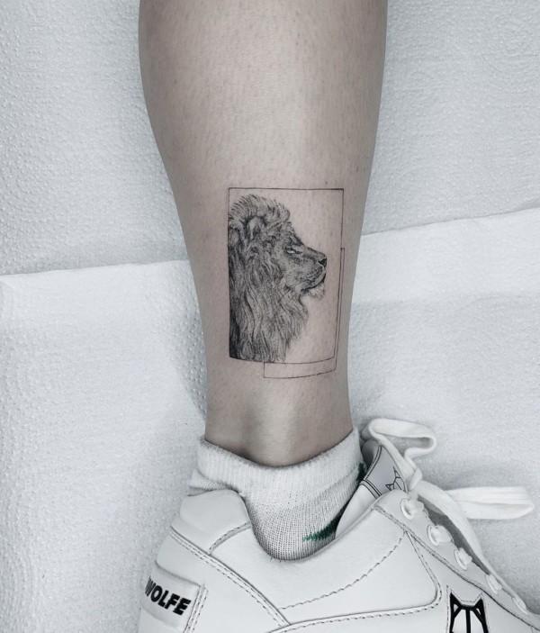 fineline leão