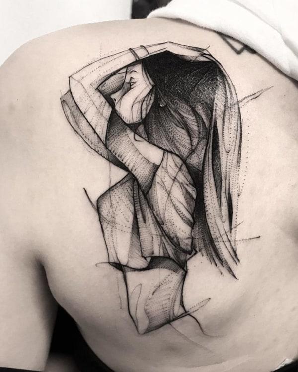 ideias de sketch tattoo