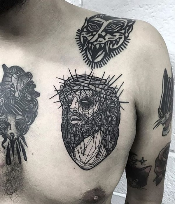 leeray tattoo