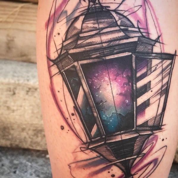 linda tatuagem sketch