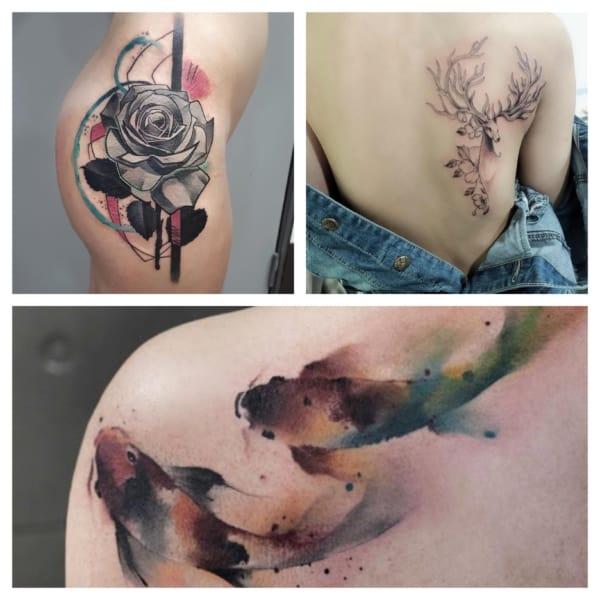 preços de tatuagem