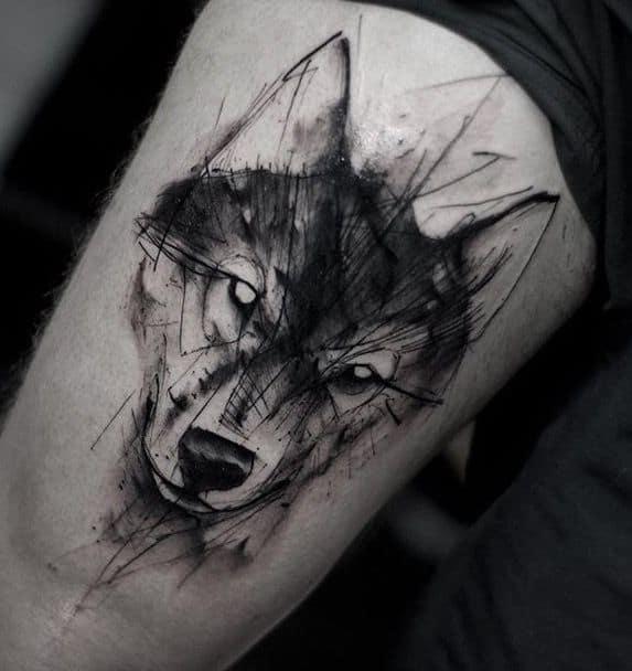 sketch tattoo kamil