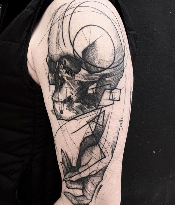 tattoo de frank carrilho