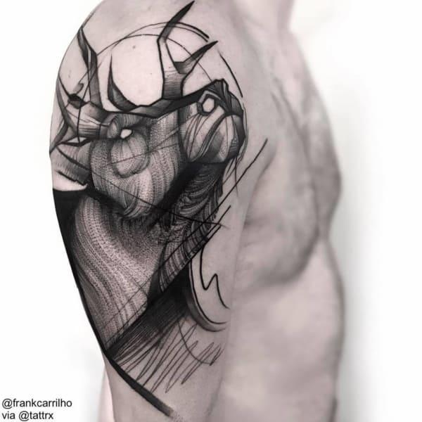 tatuagem frank carrilho