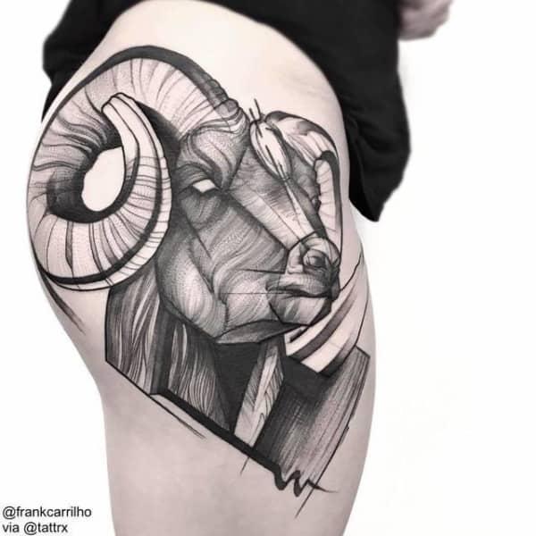 tatuagem sketch