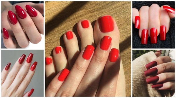 Esmalte Vermelho: +77 Unhas Incríveis e Melhores Marcas!