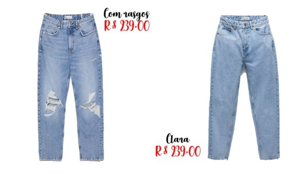 onde comprar calça mom jeans levis