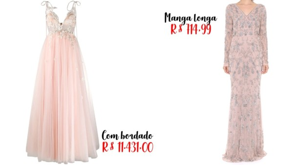 onde comprar e quanto custa vestido de noiva rosa