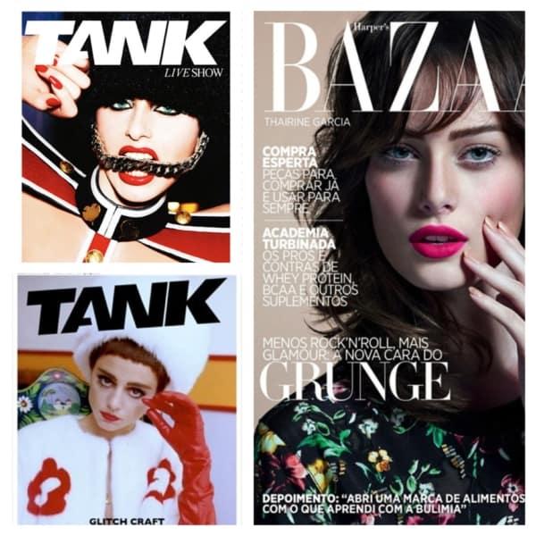 Revistas de moda influentes