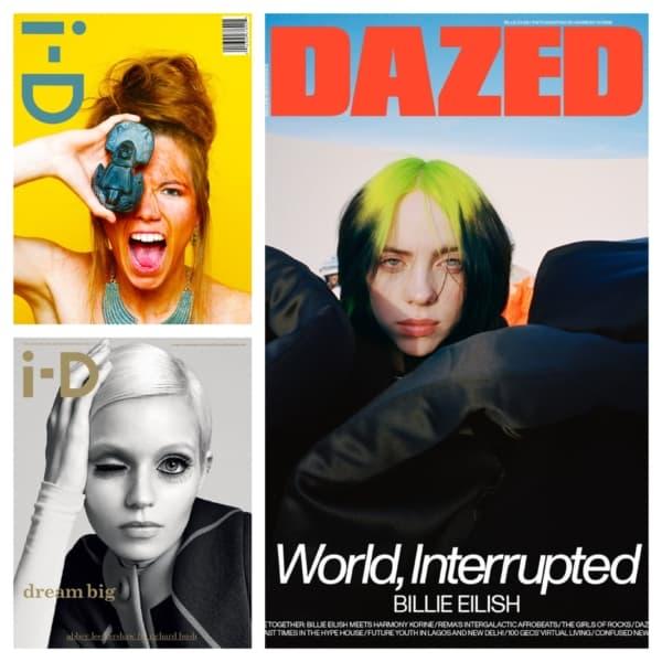 as melhores Revistas de moda
