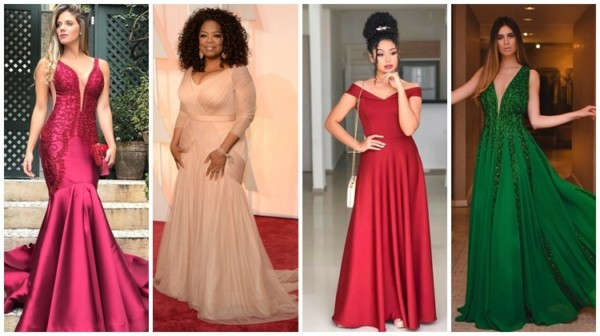 Vestido de madrinha longo – 57 modelos lindos e elegantes!