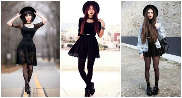 dicas para looks goticos