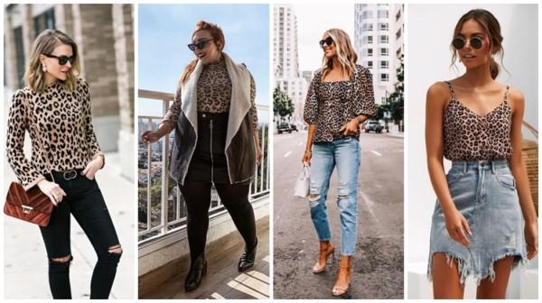 Blusa de oncinha – Como combinar + 39 looks espetaculares!