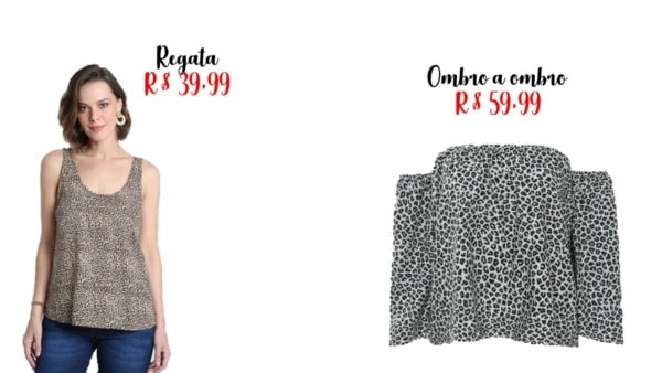 modelos e precos de blusa de oncinha