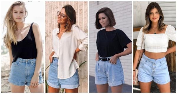 Short Mom Jeans: +67 Modelos Lindíssimos e Onde Comprar!