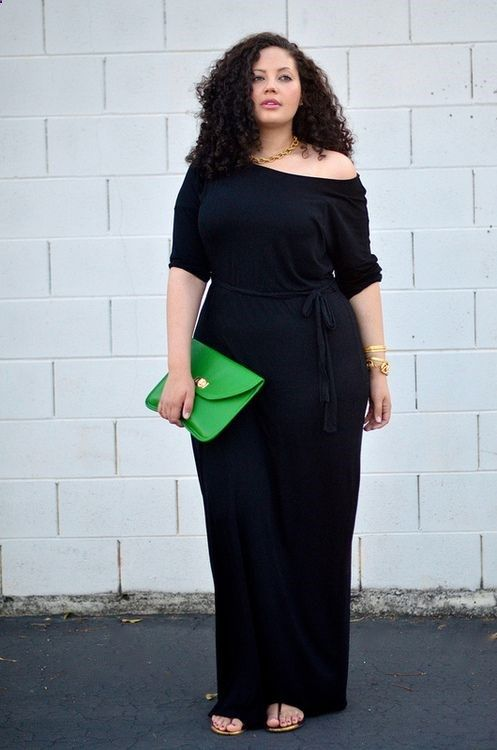 look monocromatico plus size