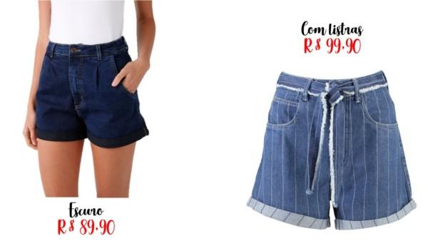 short mom jeans riachuelo precos