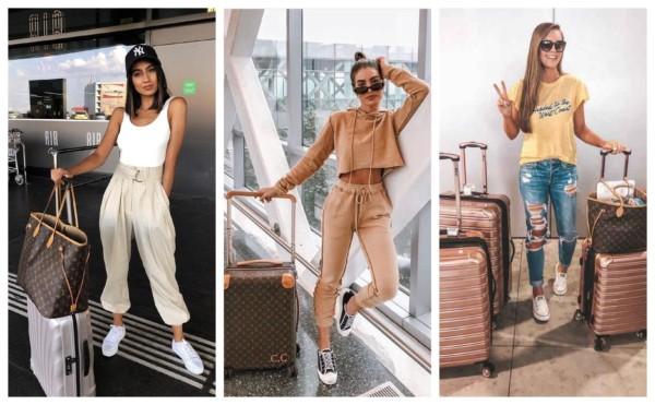 Look aeroporto: +40 ideias para viajar com conforto e estilo!