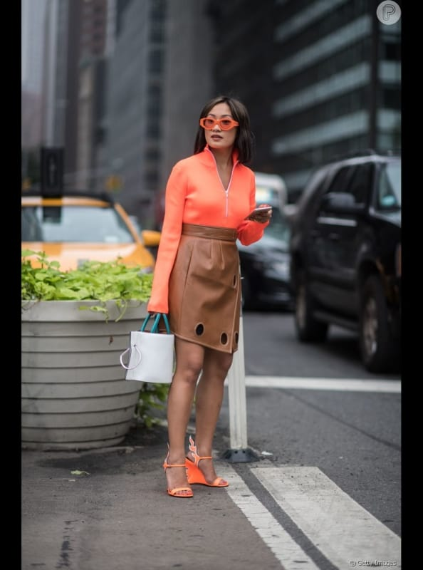 look com cor laranja neon 03