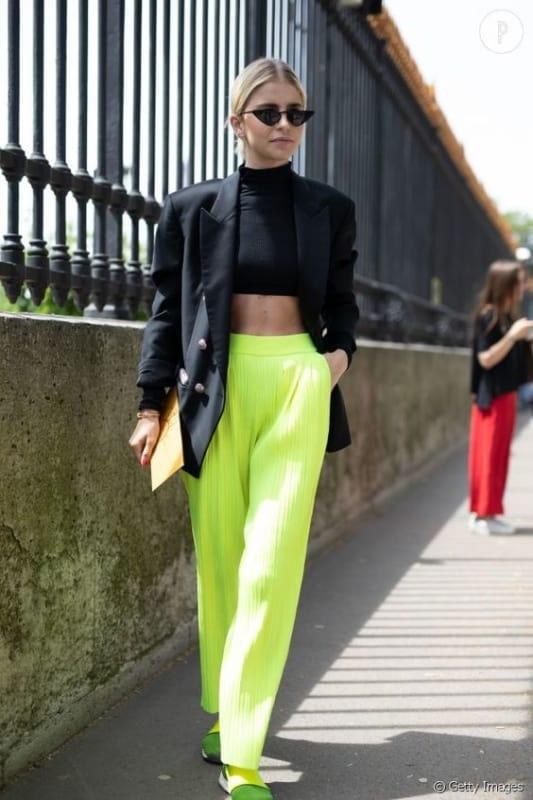 look com cor verde neon 01