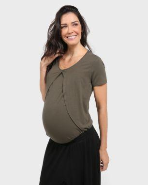 moda para gravidas riachuelo
