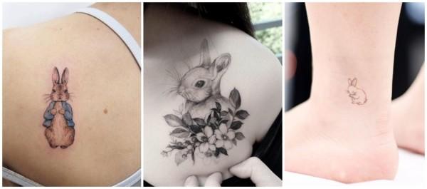 significado de tatuagem de coelho