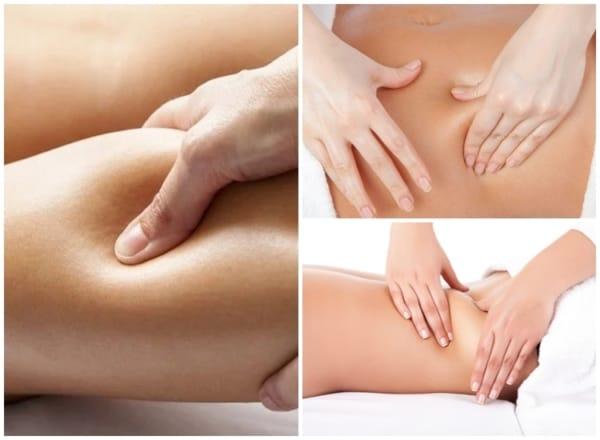 tecnica para massagem modeladora