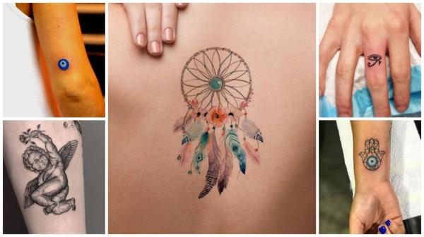 ideias para tatuagens de protecao