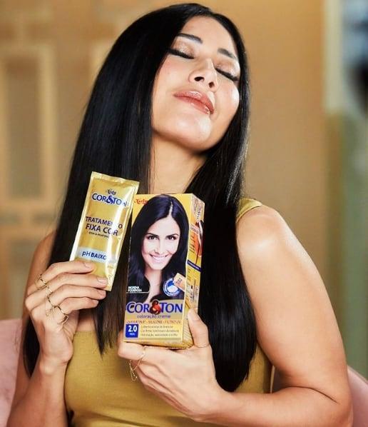 tinta para cabelo Niely
