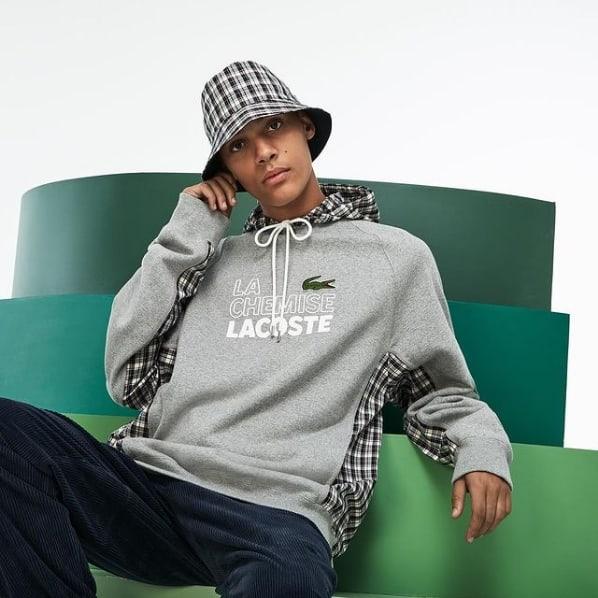 marca famosa de roupas masculinas