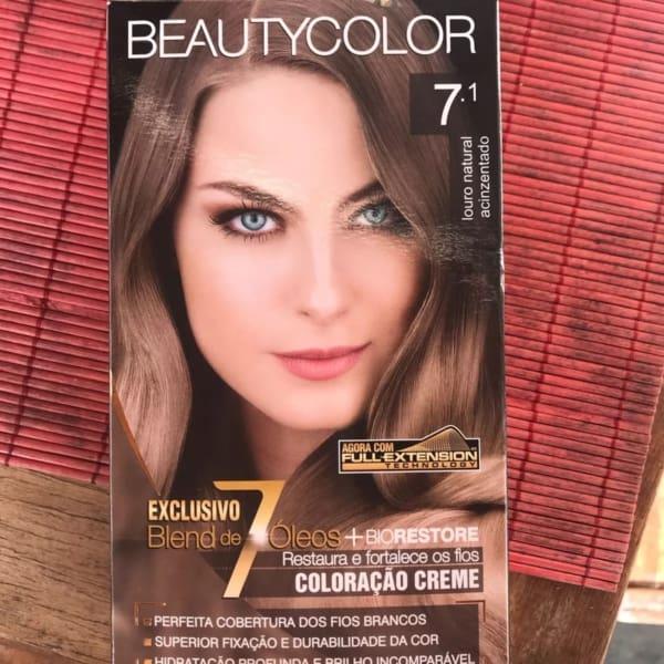 tintura para cabelo Beauty Color