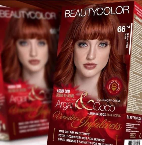 marca de tinta Beauty Color